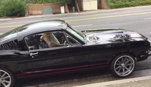 Mustang aufladen