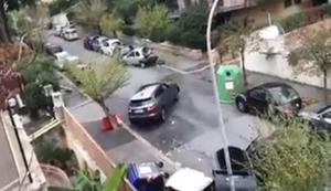 Den Wagen parken