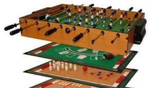 Tischfußball Multigame