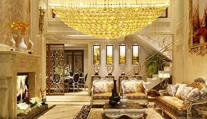 Luxus-Kronleuchter