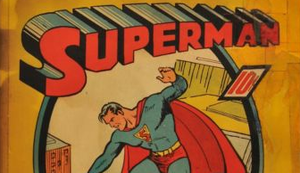 Superman-Comic von 1939