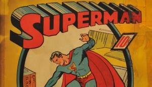 Superman-Comic von 1939