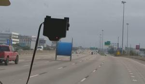 Kuriose Begegnung auf dem Highway