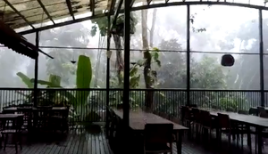 Hagelsturm in Australien