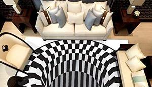 3D Teppich